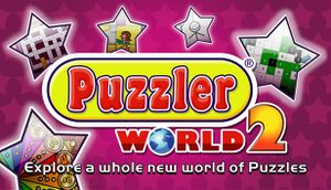 Puzzler World 2 cover