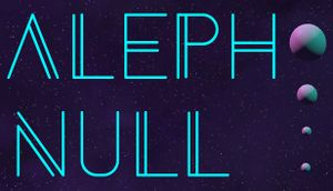 Aleph Null cover