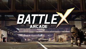 Battle X Arcade cover