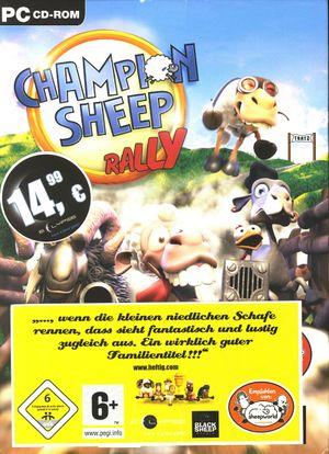 Championsheep Rally cover