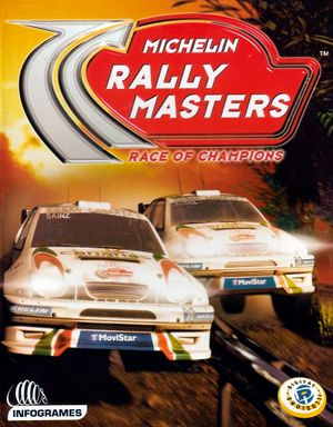 Michelin Rally Masters: Race of Champions cover