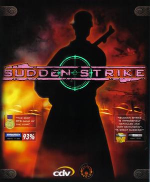Sudden Strike cover
