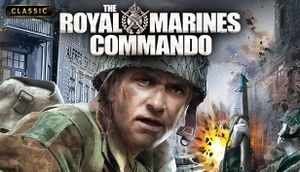 The Royal Marines Commando cover