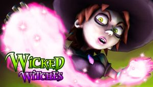 Wicked Witches cover