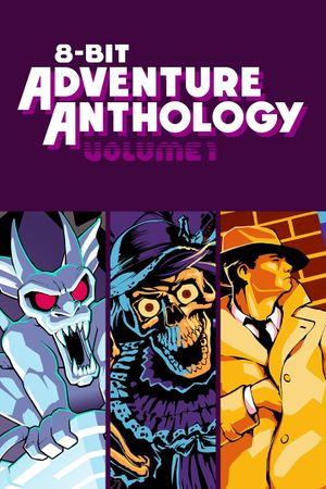 8-bit Adventure Anthology: Volume I cover