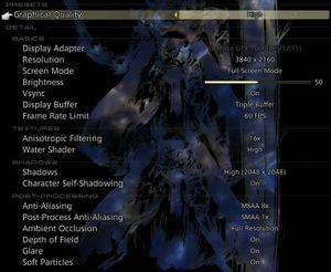 Final Fantasy XII: The Zodiac Age - PCGamingWiki PCGW - bugs