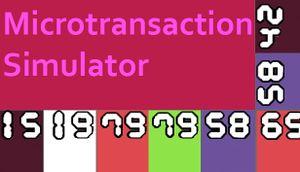 Microtransaction Simulator cover