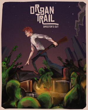 Organ Trail: Director's Cut cover
