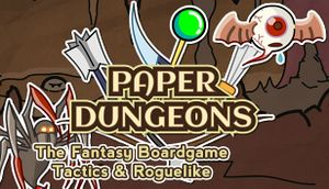 Paper Dungeons cover