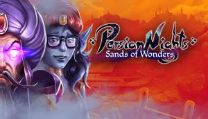 Persian Nights: Sands of Wonders cover