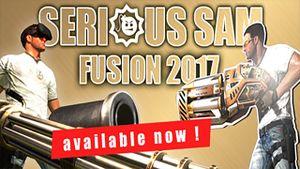 Serious Sam Fusion 2017 cover