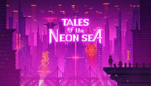 Tales of the Neon Sea cover