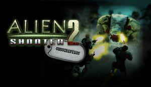 Alien Shooter 2: Conscription cover