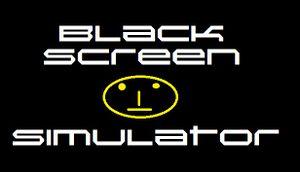 Blackscreen Simulator cover