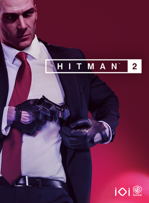 Hitman 2 cover