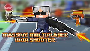 Massive multiplayer war shooter cover