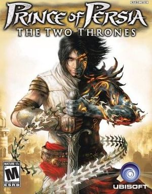 Prince of Persia: The Two Thrones cover