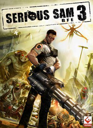 Serious Sam 3: BFE cover