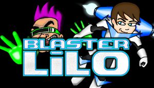 BLASTER LiLO cover