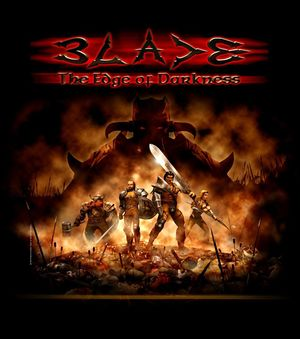 Blade: The Edge of Darkness cover