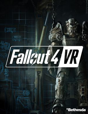 Fallout 4 VR cover