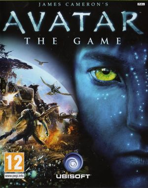 James Cameron's Avatar: The Game cover