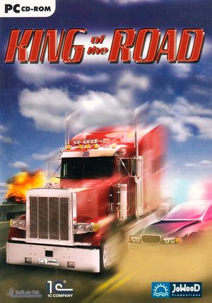 King of the Road cover