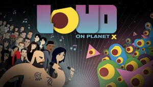 Loud on Planet X cover