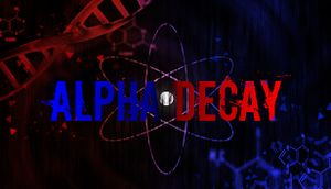 Alpha Decay cover