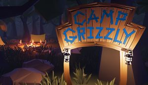Camp Grizzly cover