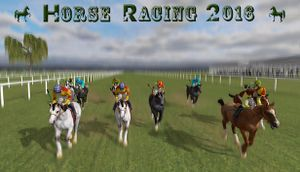 Horse Racing 2016 cover