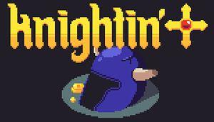 Knightin'+ cover