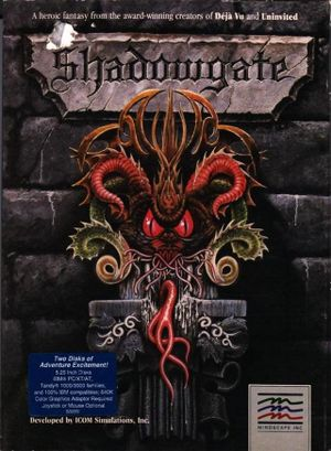 Shadowgate cover