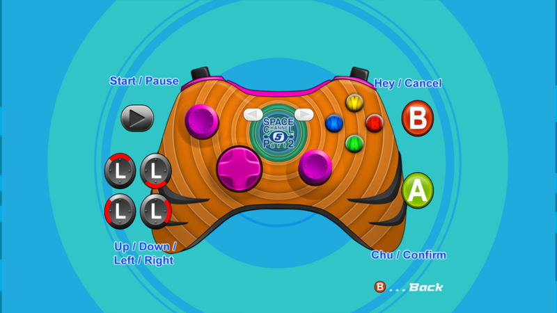 File:Space Channel 5 Part 2 Steam - Controller.png