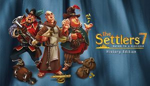 The Settlers 7: History Edition cover