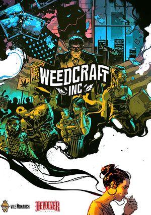 Weedcraft Inc cover