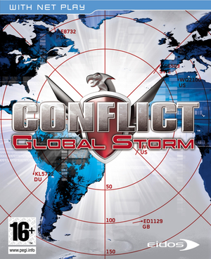 Conflict: Global Terror cover