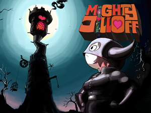 Mighty Jill Off cover