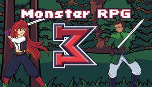Monster RPG 3 cover