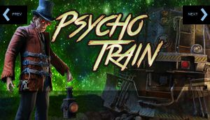 Mystery Masters: Psycho Train Deluxe Edition cover