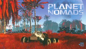 Planet Nomads cover