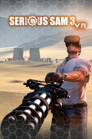 Serious Sam 3 VR: BFE cover