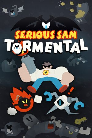 Serious Sam: Tormental cover
