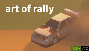 Art of rally cover