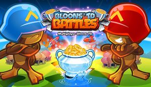Bloons TD Battles cover
