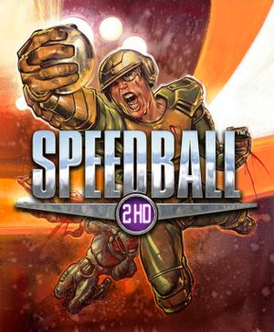 Speedball 2 HD cover