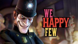 We Happy Few cover