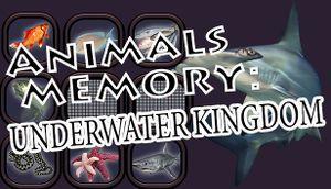 Animals Memory: Underwater Kingdom cover