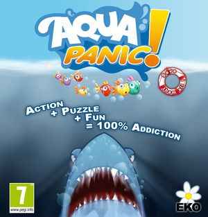 Aqua Panic! cover