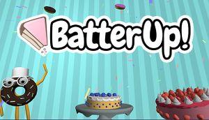Batter Up! VR cover
